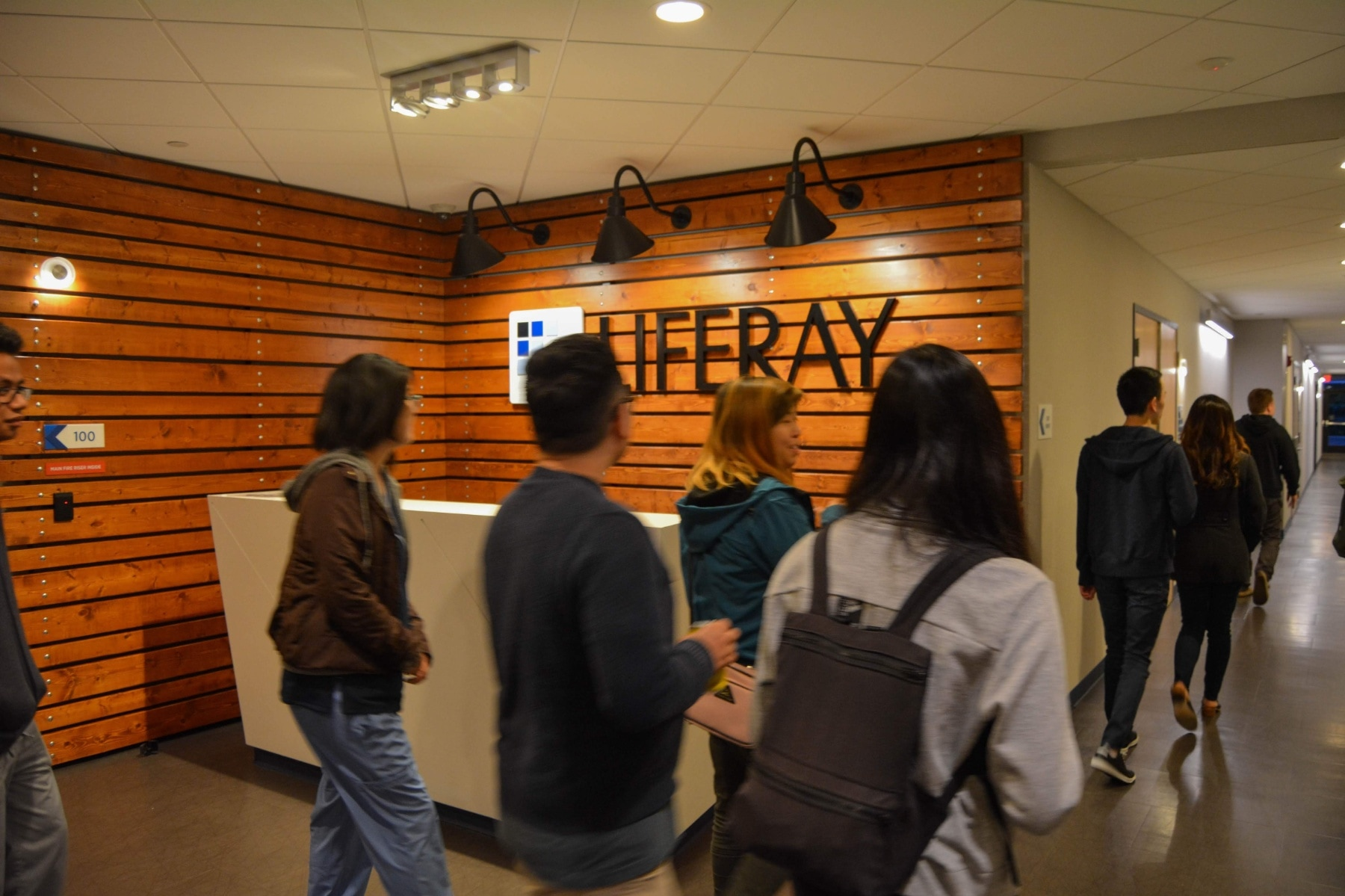 Tour of Liferay